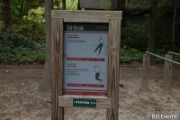 Fit Trail Sign