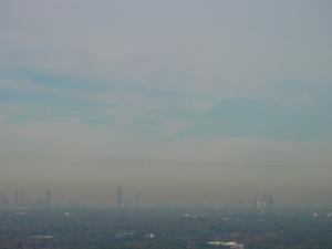 Atlanta Smog - © Garrett Wollman