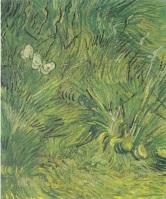 Two White Butterflies - Vincent Van Gogh, Van Gogh Museum, Amsterdam